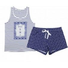 Домашняя пижама INDEFINI 527041