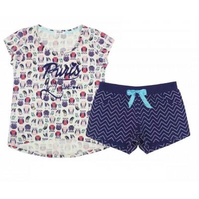Женская пижама INDEFINI 536061