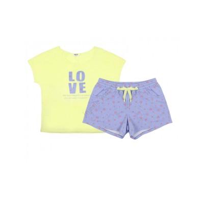 Женская пижама INDEFINI 537012