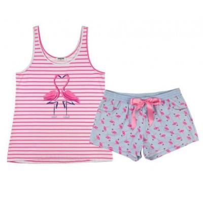 Женская пижама INDEFINI 615376