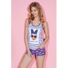 Женская пижама INDEFINI 615377