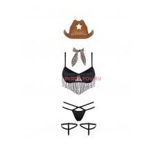 Ролевой костюм ковбойши Obsessive 832 Cowgirl Costume
