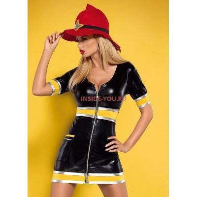 Ролевой костюм Obsessive FIREGIRL COSTUME