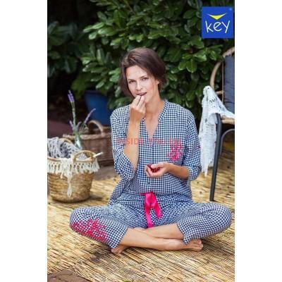 Женская пижама со штанами KEY LNS 451 A21
