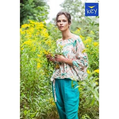 Женская пижама со штанами KEY LHS 950 2 A21