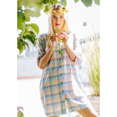 Женская сорочка-рубашка KEY LND 460 A20