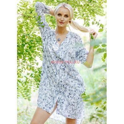 Женская сорочка-рубашка KEY LHD 913 A20