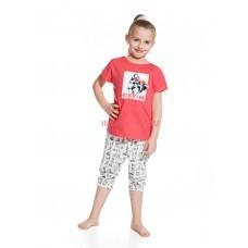 Детская пижама CORNETTE 080/081 Розовый