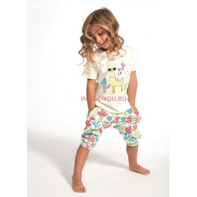 Детская пижама CORNETTE 080/081