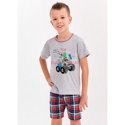 Детская пижама Taro 943/944 S20 DAMIAN grey