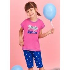 Детская пижама Taro 2202/2203 S20 AMELIA pink