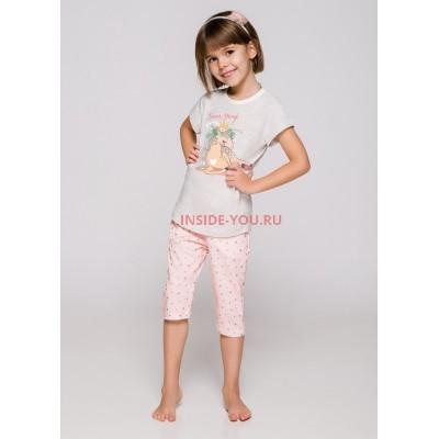 Пижама детская Taro 2213/2214 19 Beki Серый