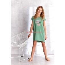 Детская сорочка Taro 2093/2524 SS21 MATYLDA/GABI Зеленый
