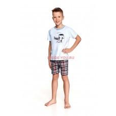 Детская пижама Taro 943/944 SS21 DAMIAN Голубой
