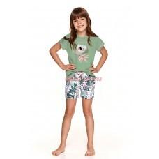 Детская пижама Taro 2200/2201 SS21 HANIA Зеленый