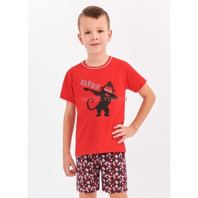 Детская пижама Taro 943/944 S20 DAMIAN red