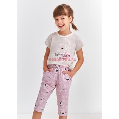 Детская пижама Taro 2213/2214 S20 BEKI pink