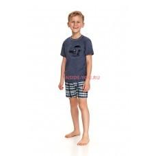 Детская пижама Taro 943/944 SS21 DAMIAN Джинс