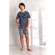 Детская пижама Taro 1111 SS21 DAMIAN Джинс