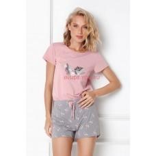 Женская пижама с шортами ARUELLE FELICIA
