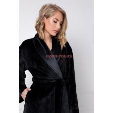 Женский халат ARUELLE ESTELLE BLACK