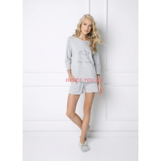 Пижама женская с шортами ARUELLE SWEET BEAR
