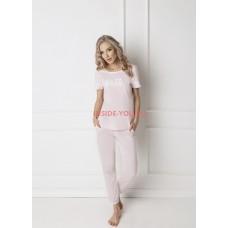 Пижама со штанами ARUELLE BABE PINK