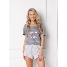 Женская пижама с шортами ARUELLE HUGGY BEAR