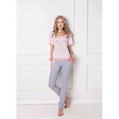 Женская пижама со штанами ARUELLE WILD LOOK