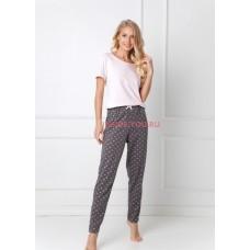 Женская пижама со штанами ARUELLE CHARLENE PINK