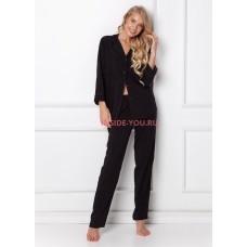 Женская пижама со штанами ARUELLE BERTHINE BLACK