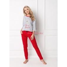 Женская пижама со штанами ARUELLE COOKIE GREY