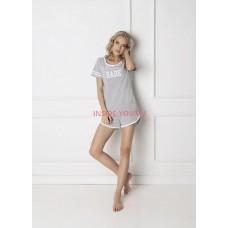 Пижама с шортами ARUELLE BABE GREY