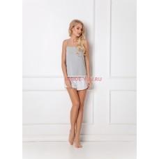 Женская пижама с шортами ARUELLE ADELIDE GREY