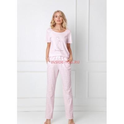 Женская пижама со штанами ARUELLE BONNIE PINK