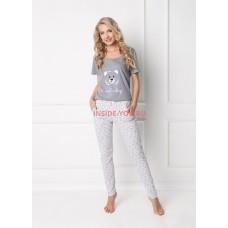 Женская пижама со штанами ARUELLE HUGGY BEAR