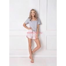 Женская пижама с шортами ARUELLE Q GREY