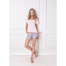 Женская пижама с шортами ARUELLE WILD LOOK