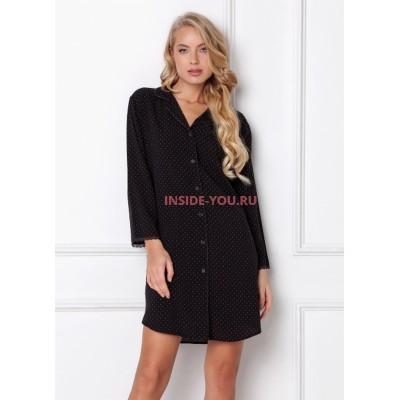 Женская сорочка ARUELLE BERTHINE BLACK