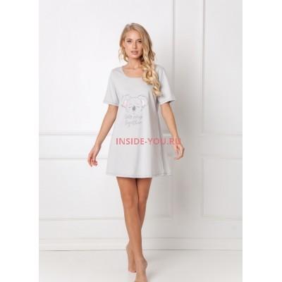 Женская сорочка ARUELLE KOALLY GREY
