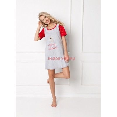 Женская сорочка ARUELLE COOKIE GREY