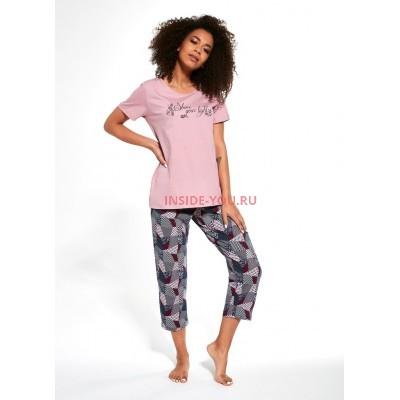 Женская пижама со штанами CORNETTE 393 SHINE2