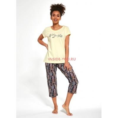 Женская пижама со штанами CORNETTE 665 SHINE