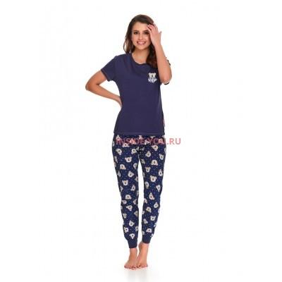 Женская пижама со штанами DOCTOR NAP 9910 PM