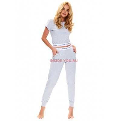 Женская пижама со штанами DOCTOR NAP 9736 PM
