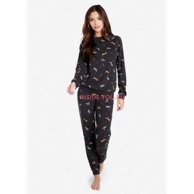 Женская пижама со штанами ESOTIQ 38191 DREAM