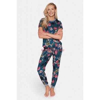 Женская пижама со штанами ESOTIQ 38207 DELIGHT