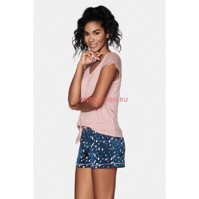 Женская пижама с шортами ESOTIQ 38629 EXA