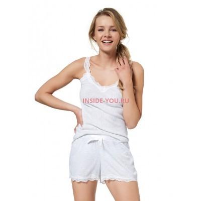 Женская пижама с шортами ESOTIQ 37725 BELLI