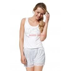 Женская пижама с шортами ESOTIQ 37742 BIZZY